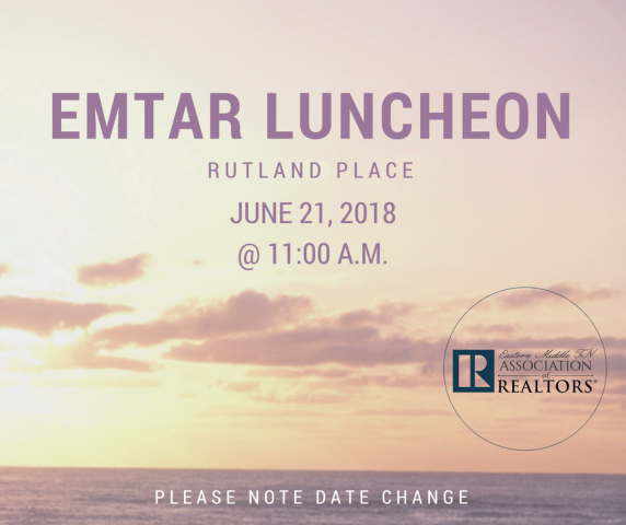 EMTAR Luncheon Registration Now Open!